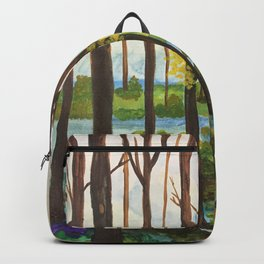 Lively Forest Backpack