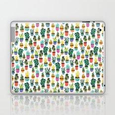 Cacti by Veronique de Jong Laptop & iPad Skin