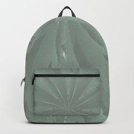 Lost in the Laurels Fractal Bloom Backpack