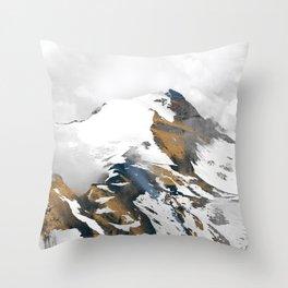mountain 10 Throw Pillow