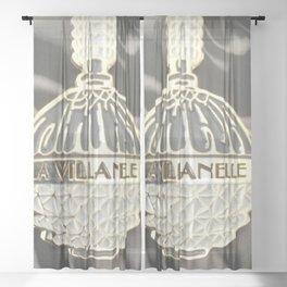 Killing Eve- Villanelle- Sorry Baby Sheer Curtain