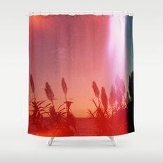 quiet Shower Curtain