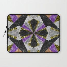 Marble Geometric Background G441 Laptop Sleeve