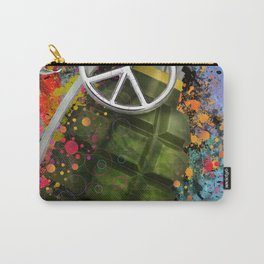 Peace Grenade Carry-All Pouch