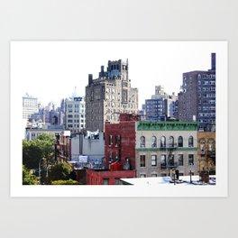 Old New York Art Print