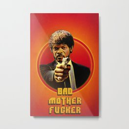 Bad Mother Metal Print