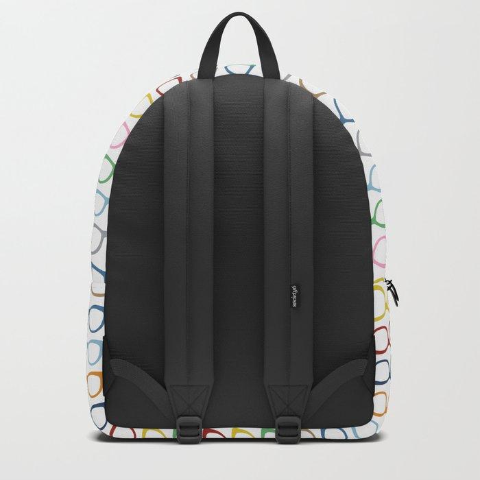 Rainbow Specs Backpack