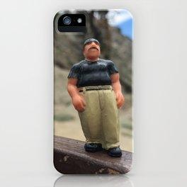 Homies Hike iPhone Case