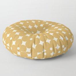 yew daisy Floor Pillow