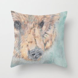 The tribe calls... Throw Pillow
