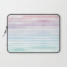 Watercolor lines Laptop Sleeve