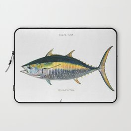 Tunas poster Laptop Sleeve