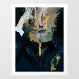 Blow it. Art Print