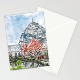 Detroit Belle Isle Conservatory Stationery Cards