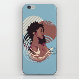 =Lauryn Hill///Killing Me Softly With This Song= iPhone Skin