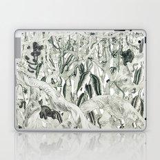 Jungle Scene Laptop & iPad Skin
