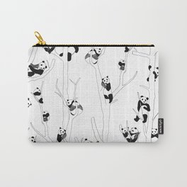 Panda Forest Carry-All Pouch