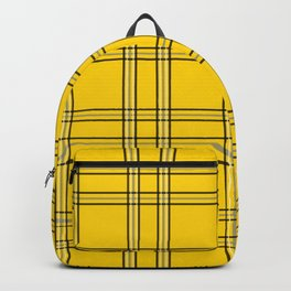 Clueless Plaid Backpack