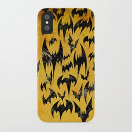 Bats in the Belfry iPhone Case