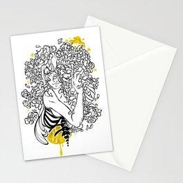Inktober : Shy Stationery Cards