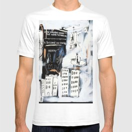 Basquiat City T-shirt