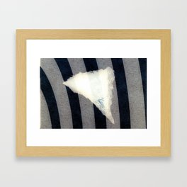 TYPE O Framed Art Print