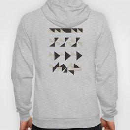 Origami Triangles Hoody