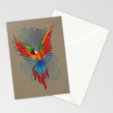 Colors of the Macaw Stationery Cards