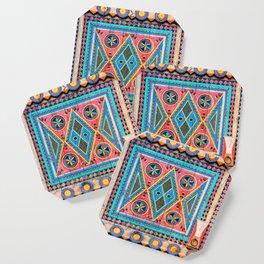 Saudi Colors Coaster