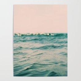 Pink Skies Poster