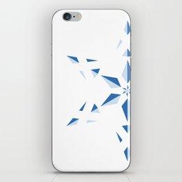 Duotone Star iPhone Skin