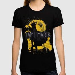 minimal aesthetic yami marik T-shirt