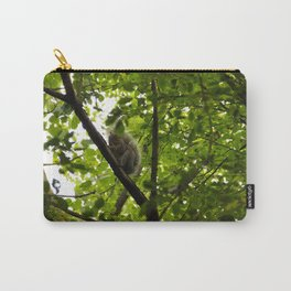 Peek a boo Squirrel Carry-All Pouch