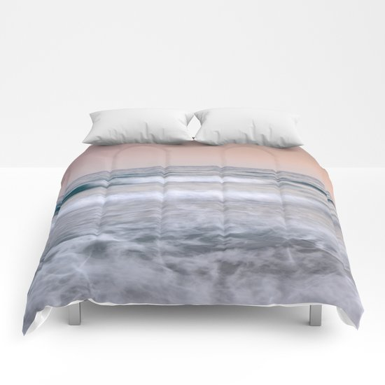 """""""Pink sky"""". Summer dreams.... Comforters"""
