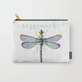 Sassenach Dragonfly Carry-All Pouch