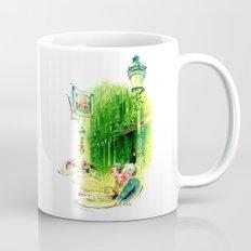 Cafe in Bruges Coffee Mug