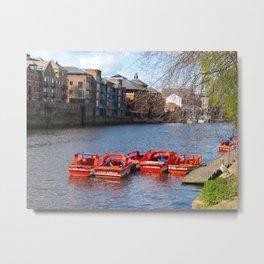 York pleasure boats Metal Print