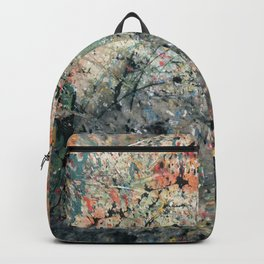 Abstracción II Backpack