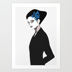 I got so much to show you Art Print