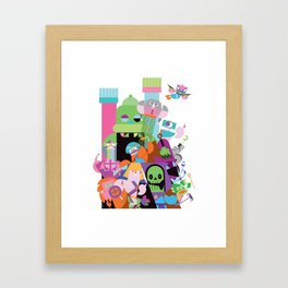 He-Man & the masters of the universe Framed Art Print