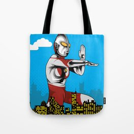 Ultraman Tote Bag