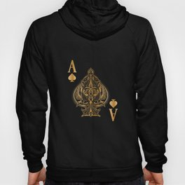 Spades Poker Ace Casino Hoody