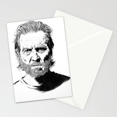 Jeff Stationery Cards