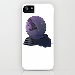 Spacegal 1 iPhone Case