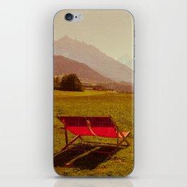 Vintage Holiday iPhone Skin