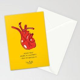 Frida Heart Stationery Cards
