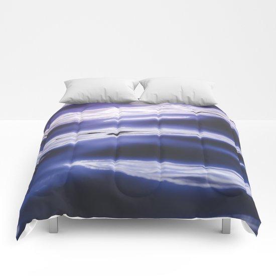 Fluid summer II Comforters