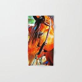 Horse-1-Color Hand & Bath Towel