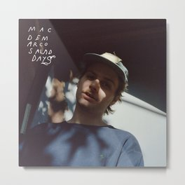 Mac Demarco - Salad Days Metal Print