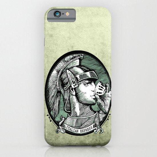 italian express iPhone & iPod Case